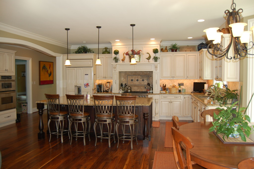 Maintained properties with beautiful kitchens.