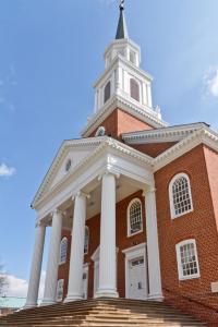 Hood College - Chapel